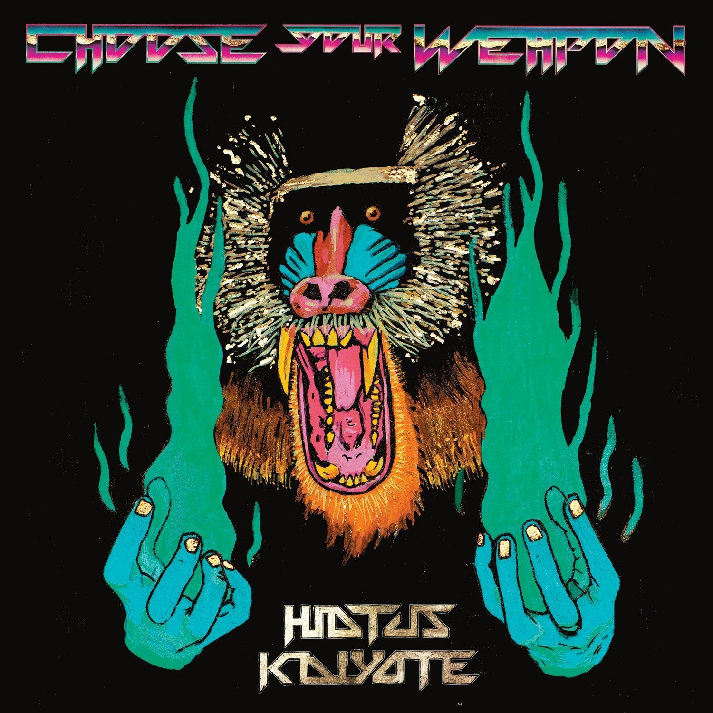 Hiatus Kaiyote – Choose Your Weapon (Flying Buddha)
