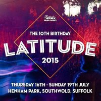 NEWS: more additions to the music line-up for Latitude 2015