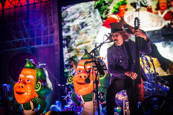 Primus – Brixton Academy, London, 23rd June 2015