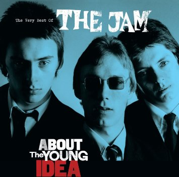 The Jam – 'About The Young Idea – The Very Best of The Jam' (Polydor)