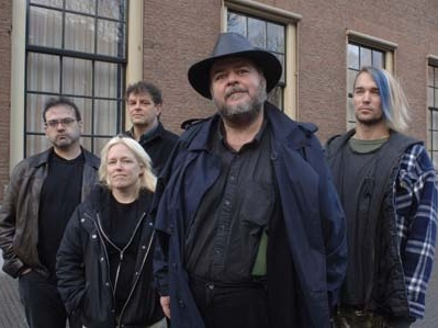 Pere Ubu – Nell's Jazz and Blues Cafe, London, 17th July 2015