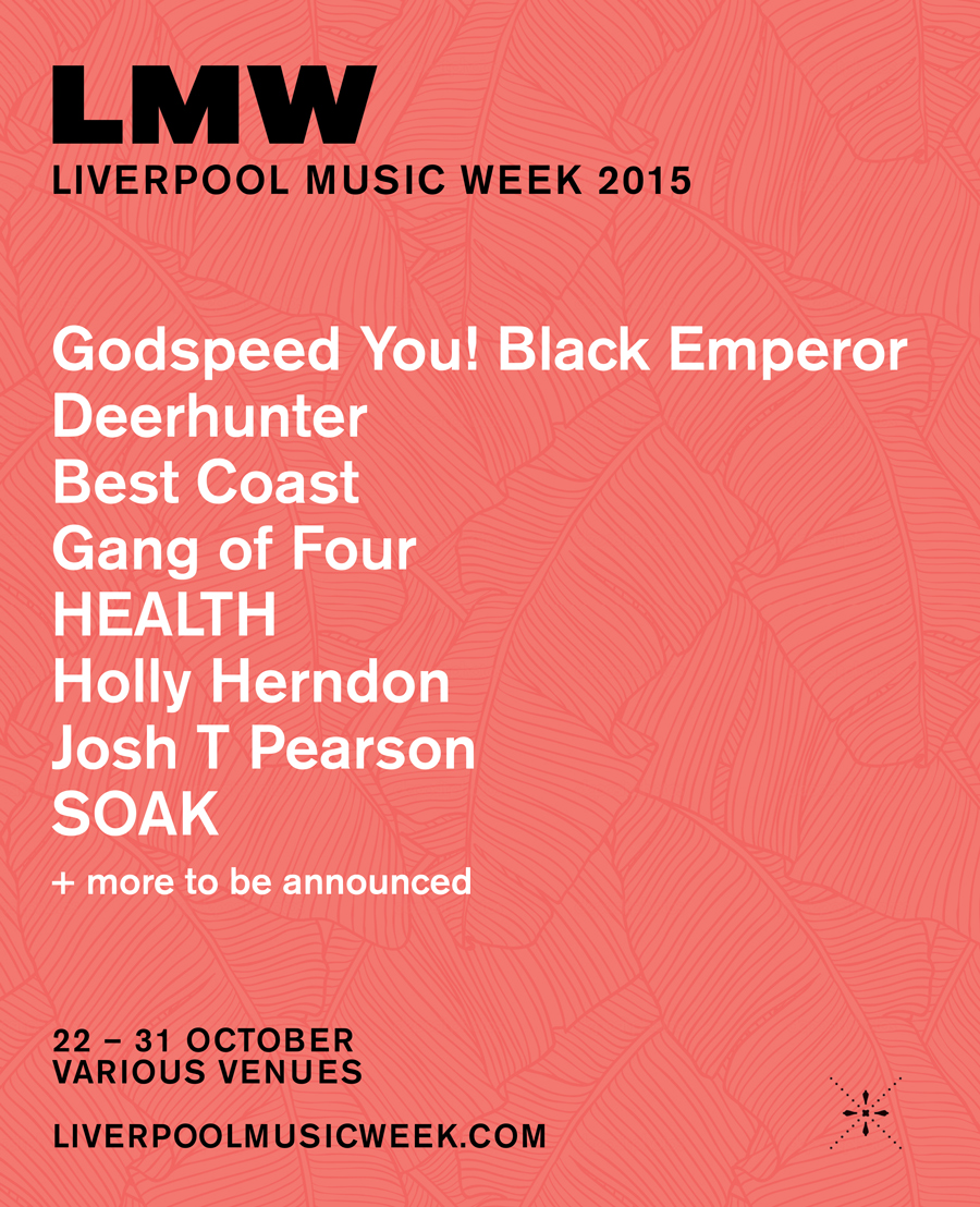 NEWS: Liverpool Music Week announce first wave of acts