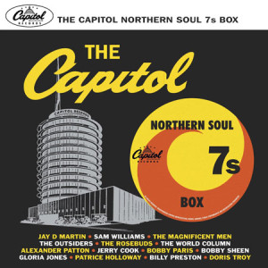 capitol northern soul 7s