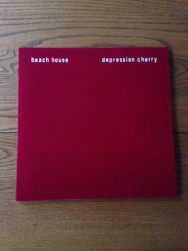 Beach House – Depression Cherry (Bella Union)