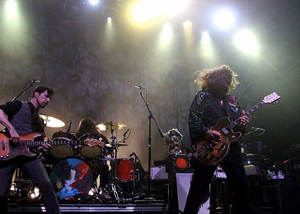 My Morning Jacket – The Ritz, Manchester, 6th September 2015