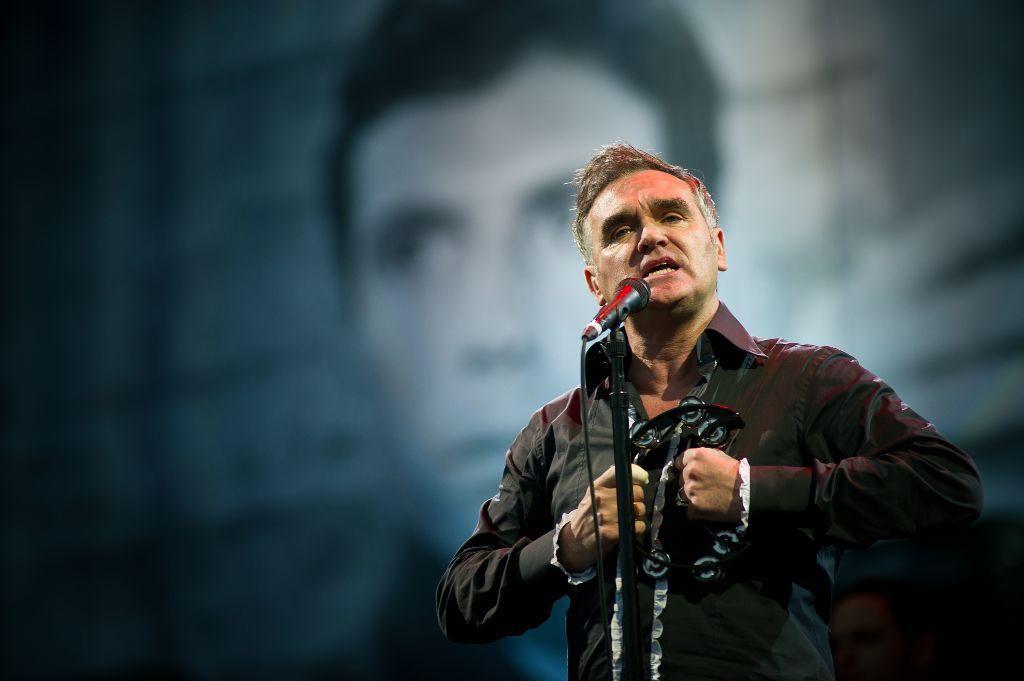 Morrissey – Hammersmith Eventim Apollo, 20th September 2015