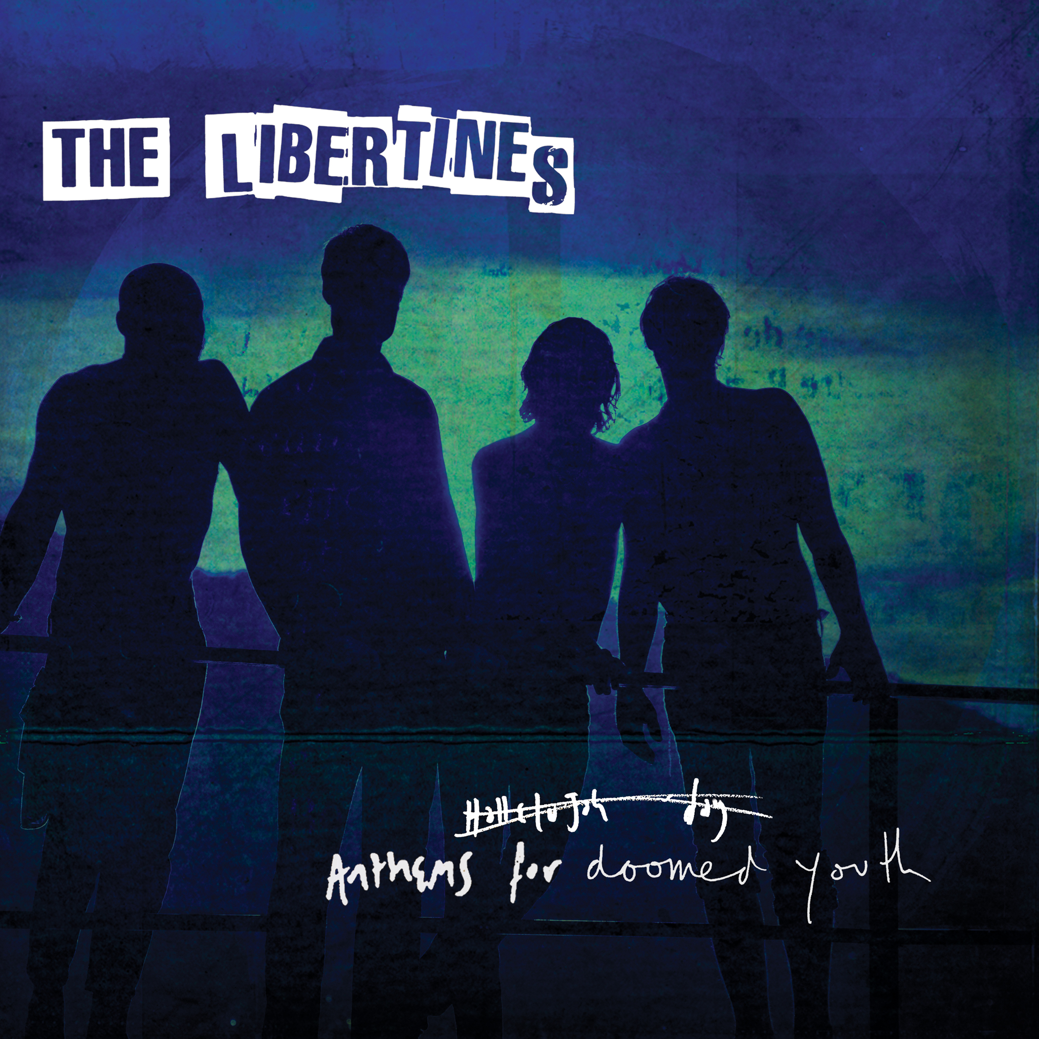 The Libertines – Anthems For Doomed Youth (Virgin EMI)