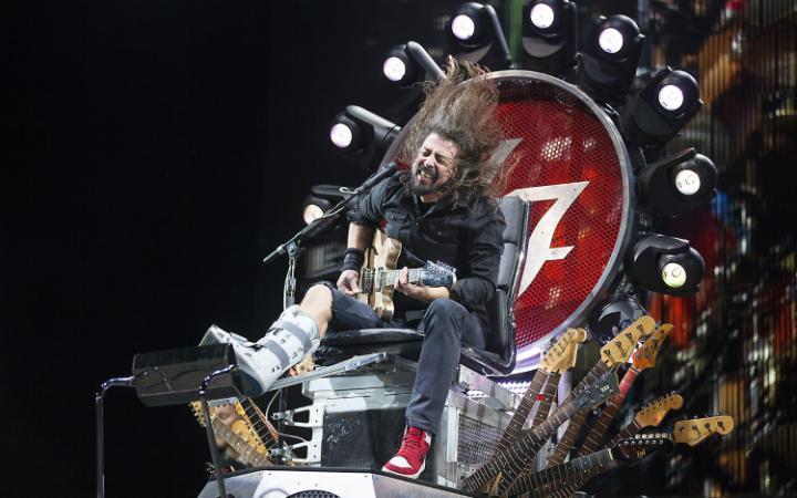 Foo Fighters / Iggy Pop / Royal Blood – Milton Keynes Bowl, 5th September 2015 –
