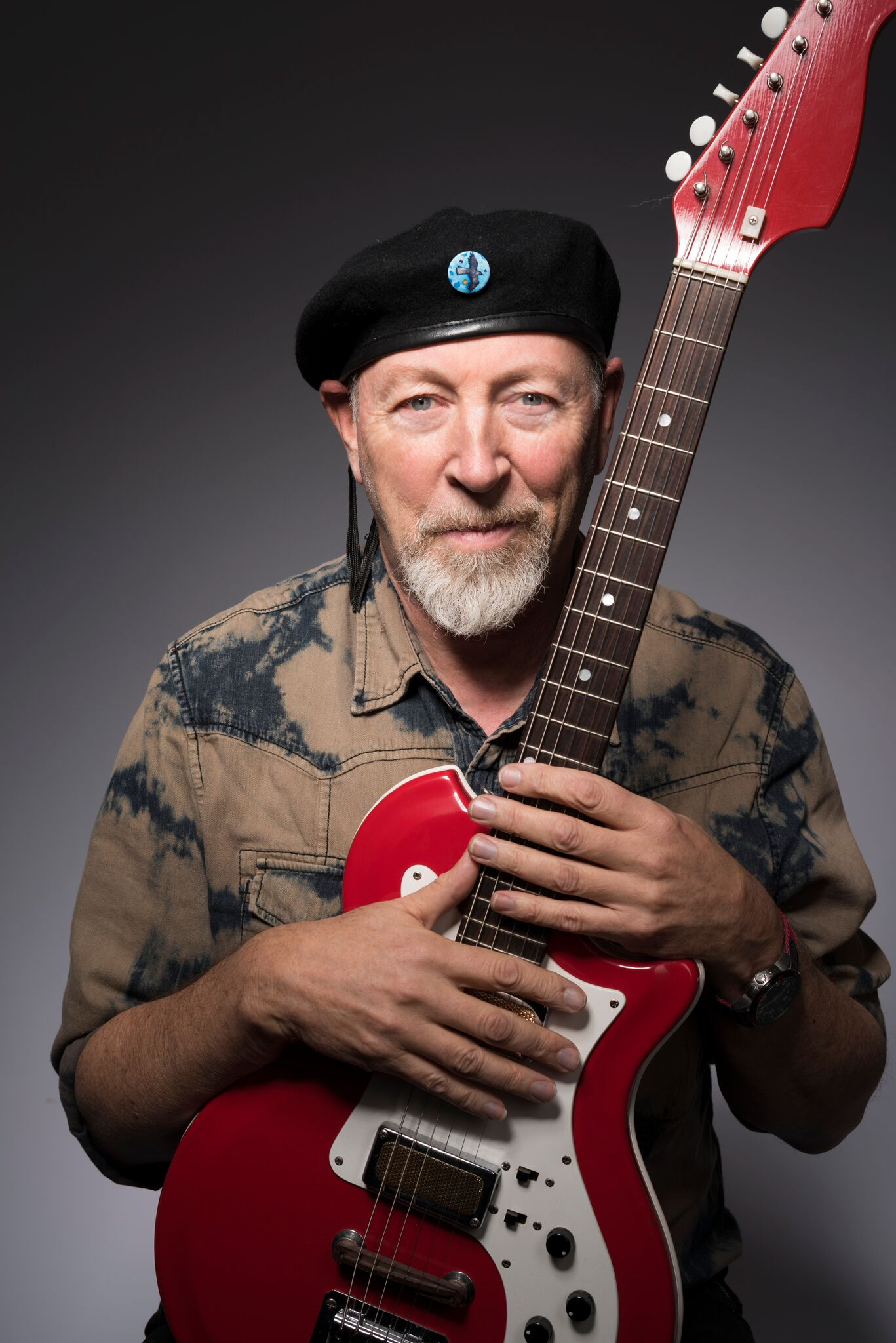 Richard Thompson – Birmingham Symphony Hall, 13th September 2015