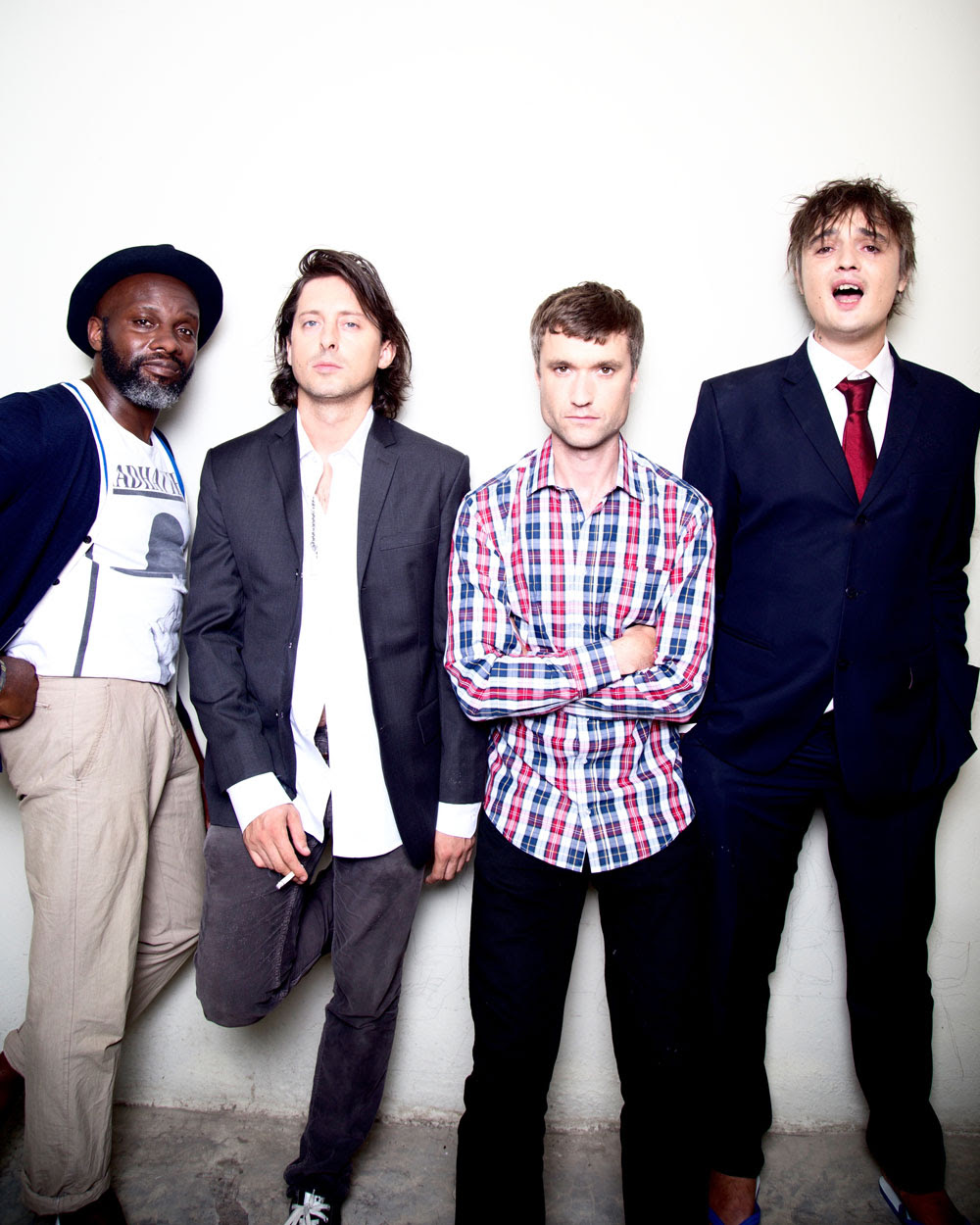 Boys in the Band: Libertines announce Short UK 'club' Tour