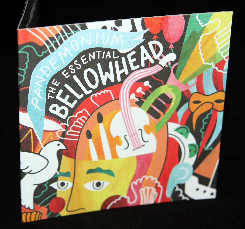 Bellowhead – Pandemonium – The Essential Bellowhead (Navigator Records)