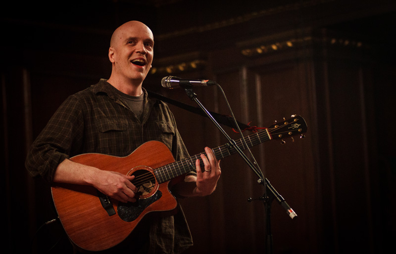 Devin Townsend – St James's Church, London, 9th October 2015