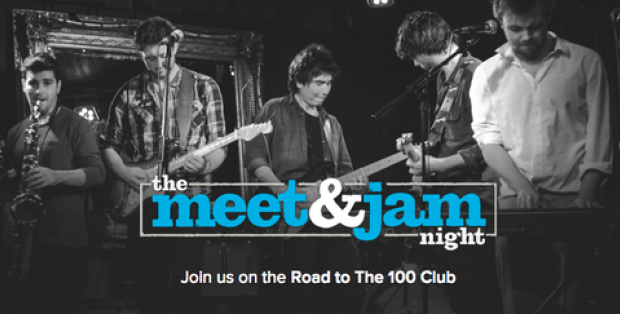 NEWS: Meet & Jam launch a nationwide competition for unsigned artists