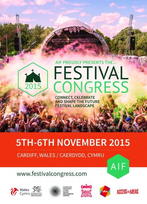 REPORT: Association of Independent Festivals (AIF) Festival Congress 2015
