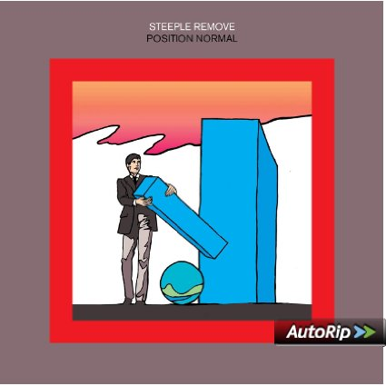 Steeple Remove – Position Normal (Gonzaï  Records)