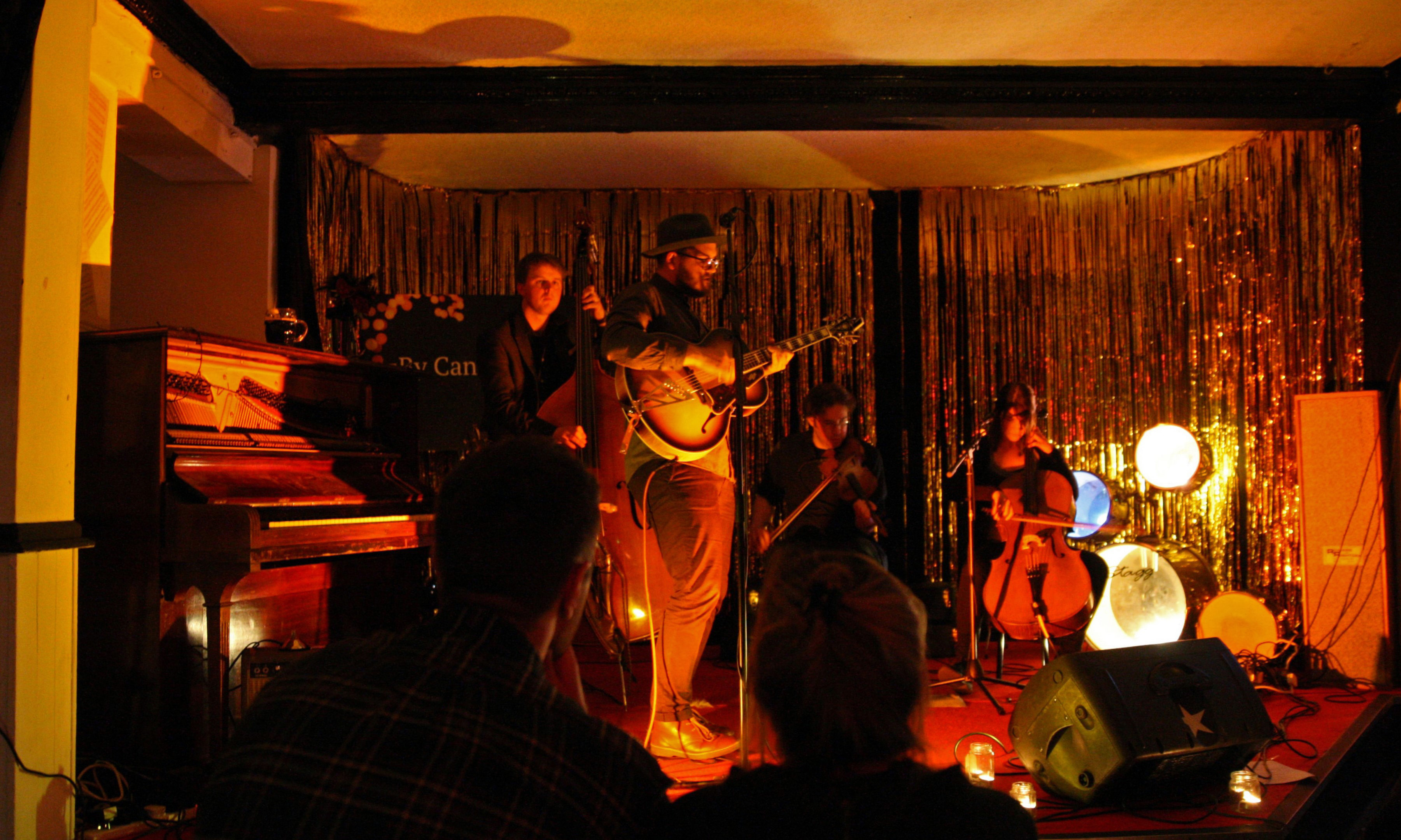 Zak Ford/Ben Maggs – The Fleeting Arms, York, 14th December 2015
