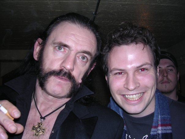 RIP Lemmy – 'You were rock and roll'