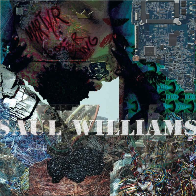 Saul Williams – Martyr Loser King (FADER Label)