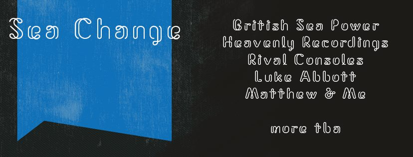 NEWS:  Bo Ningen, Richard Dawson and The Wave Pictures added to the inaugural Sea Change line up