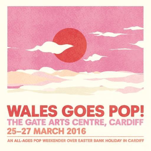 NEWS:  Wales Goes Pop! announces 2016 line up
