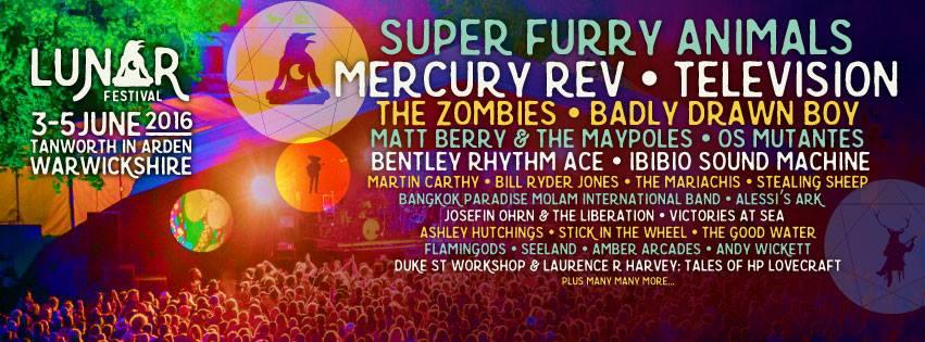 NEWS: Full line-up announced for Lunar Festival 2016