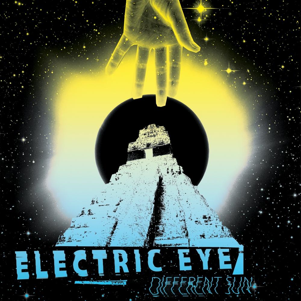 Electric Eye – Different Sun (Jansen Plateproduksjon)