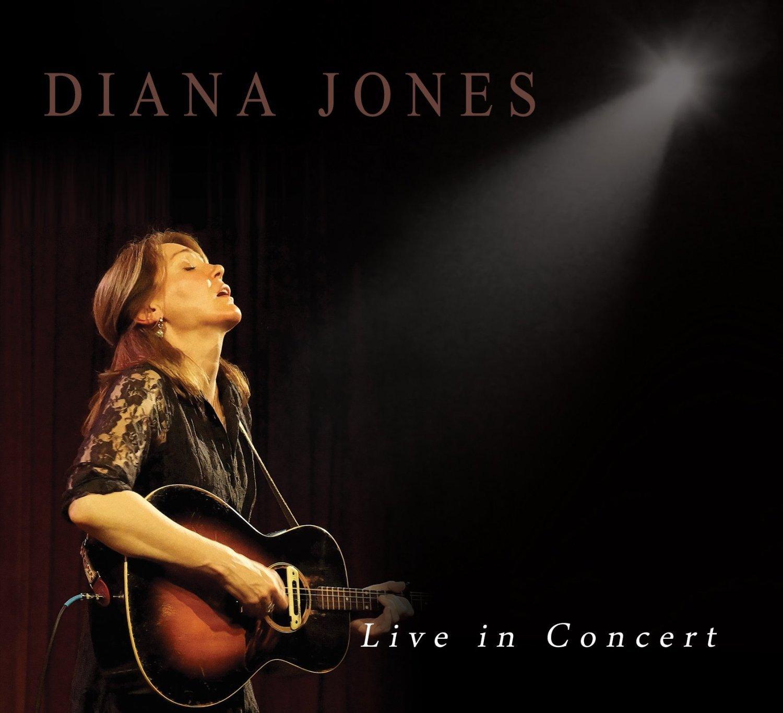 Diana Jones – Live In Concert (Proper Records)