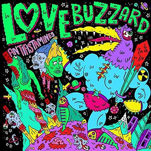 Love Buzzard – Antifistamines (1-2-3-4 Records)