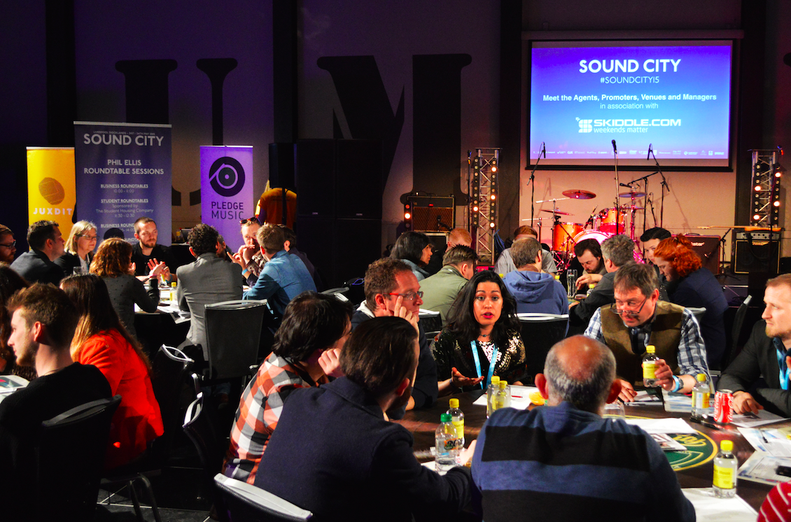 NEWS:  Sound City announces new artist and industry focused conference