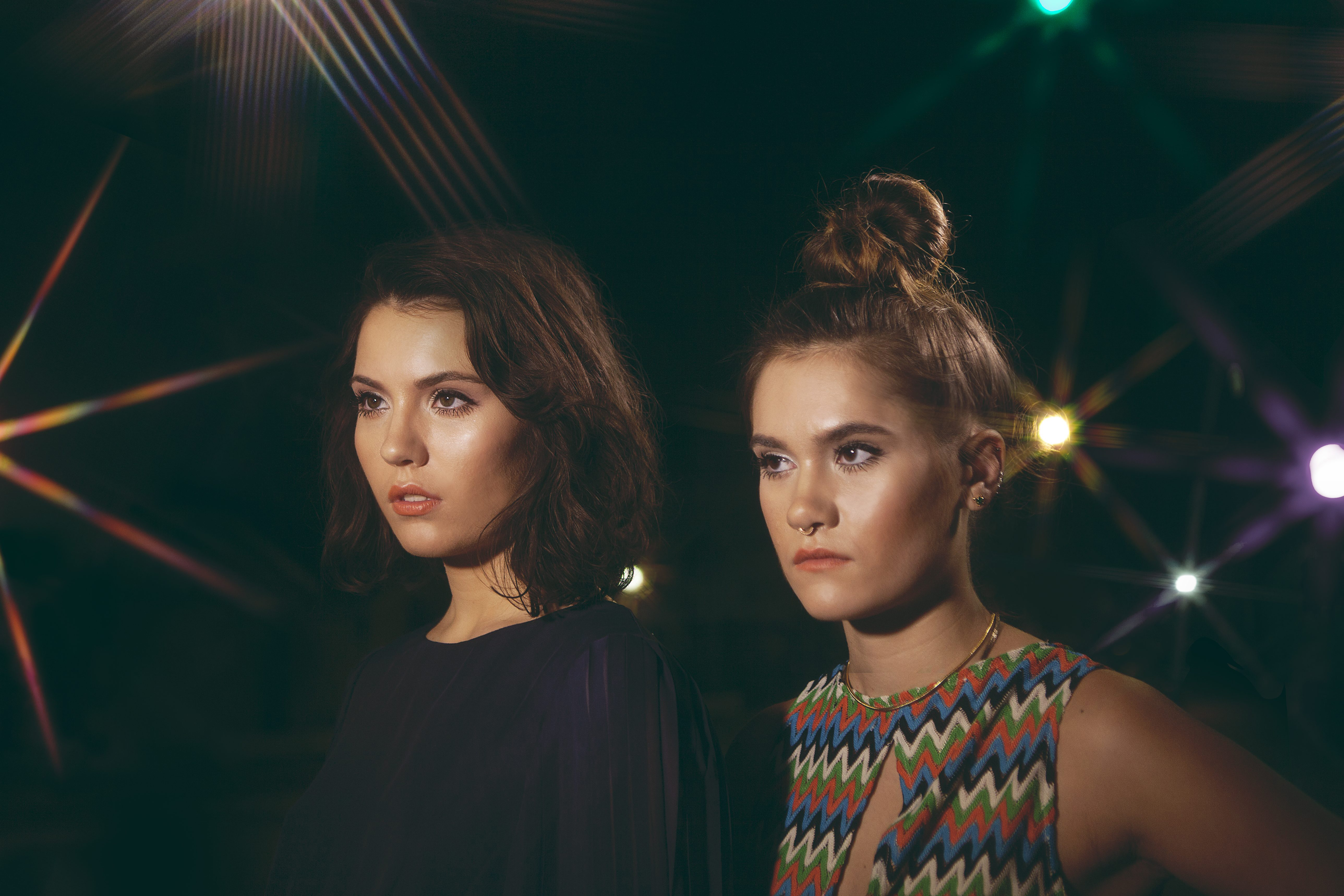IN CONVERSATION: Lily and Madeleine