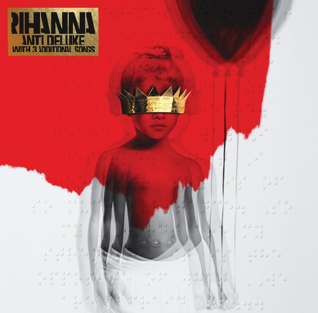 Rihanna – Anti (Westbury Road/Roc Nation)