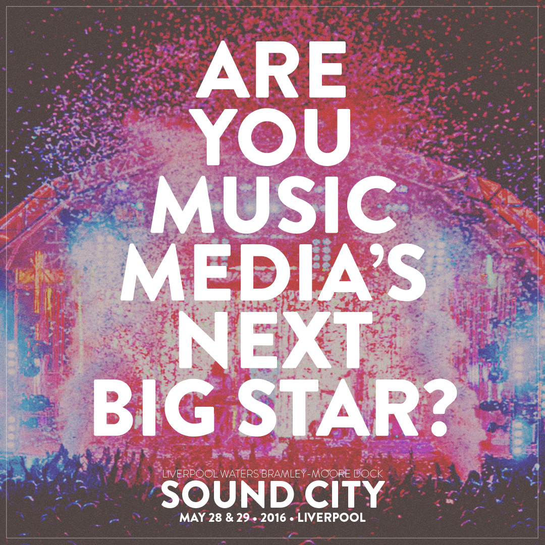 NEWS: Liverpool Sound City competition searching for top student festival team