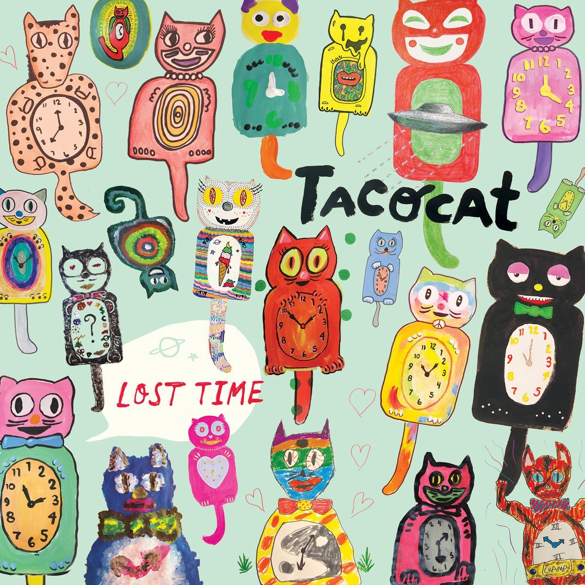 Tacocat – Lost Time (Hardly Art)
