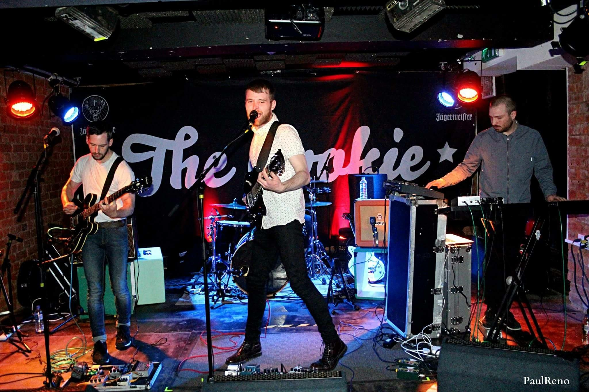 Holy Esque – The Cookie, Leicester 27/04/16