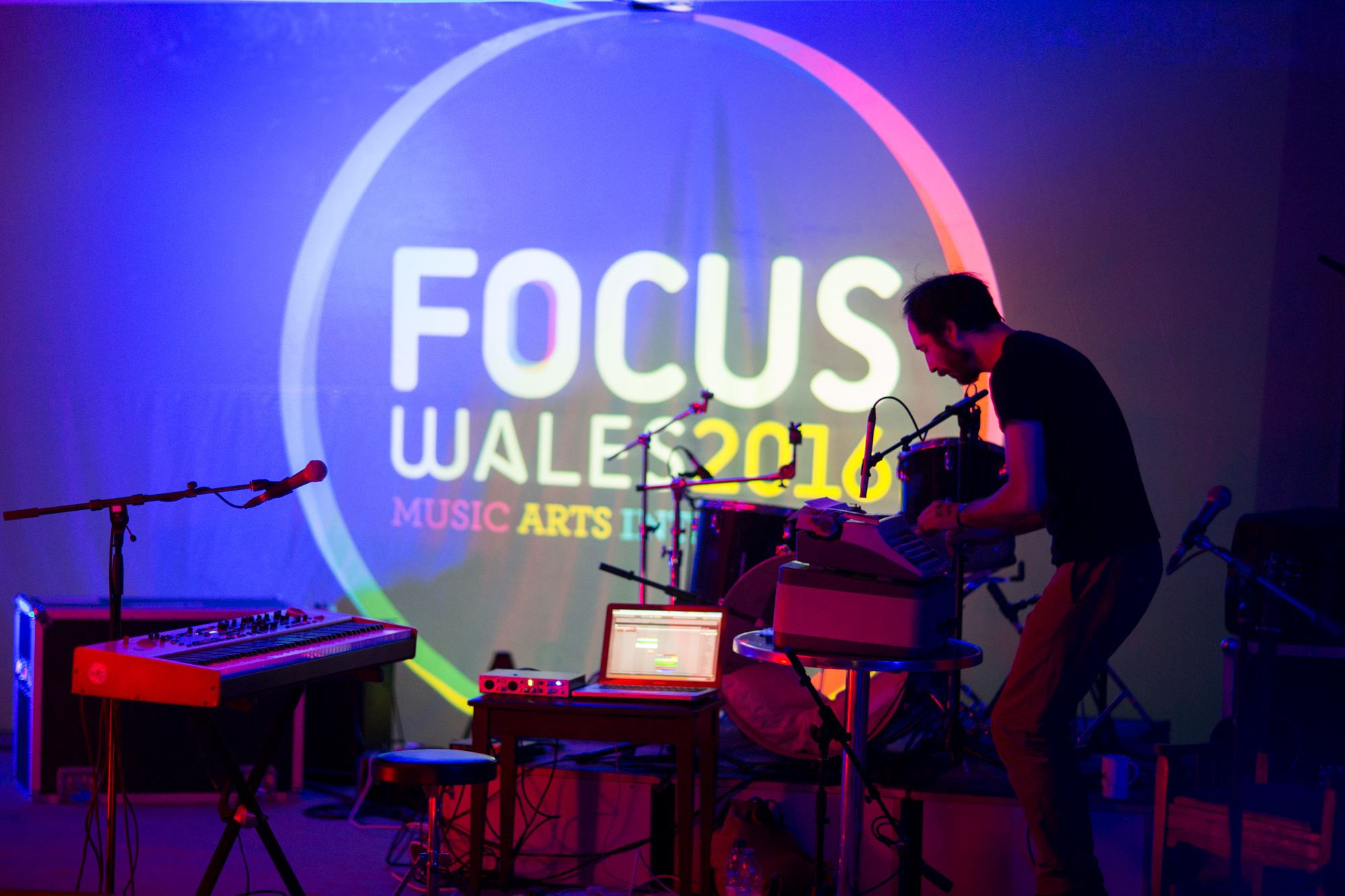FESTIVAL REPORT:  FOCUS Wales 2016 featuring interview with Meilyr Jones