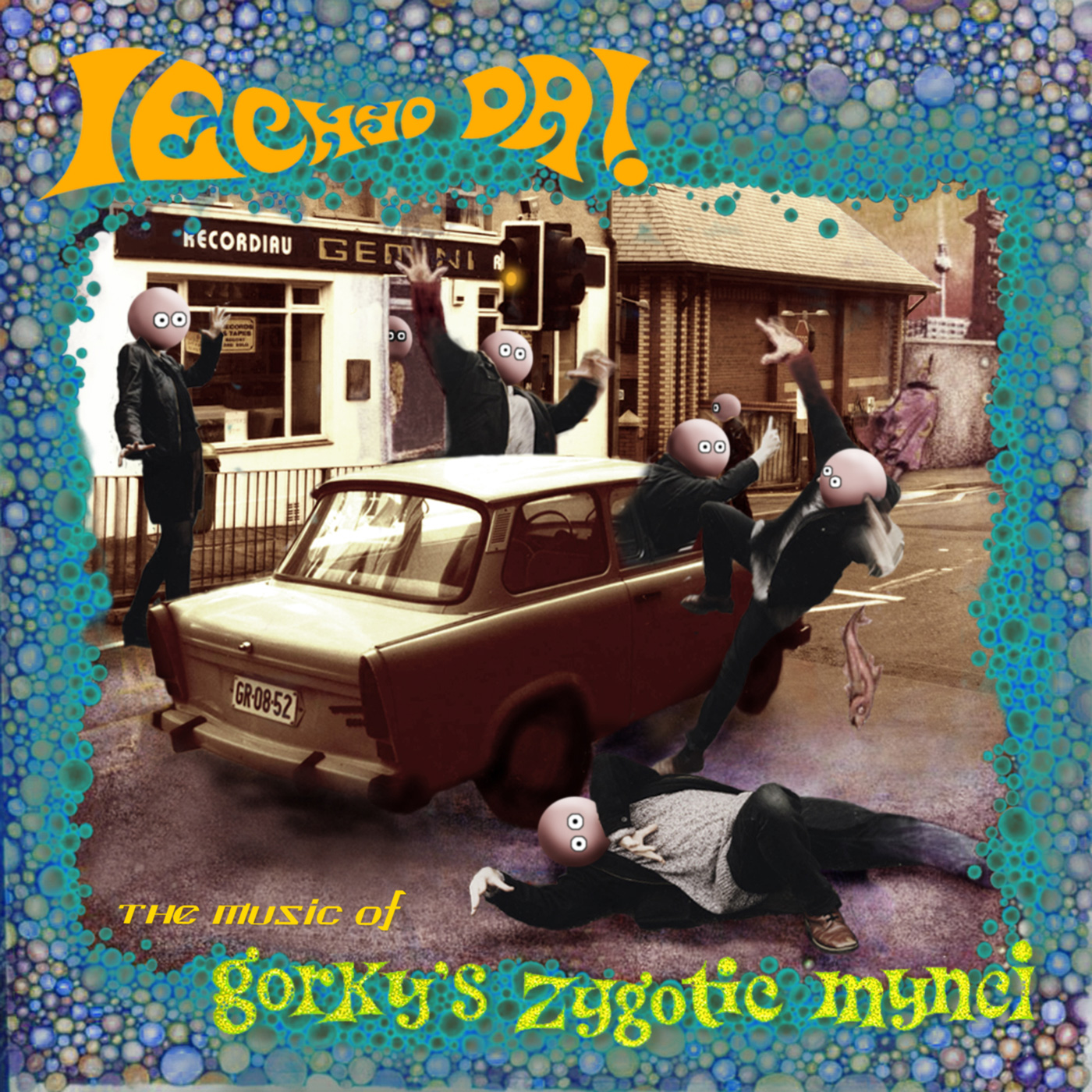 IN CONVERSATION: Ash Cooke (Recordiau Prin) on 'Iechyd Da: The Music of Gorky's Zygotic Mynci'