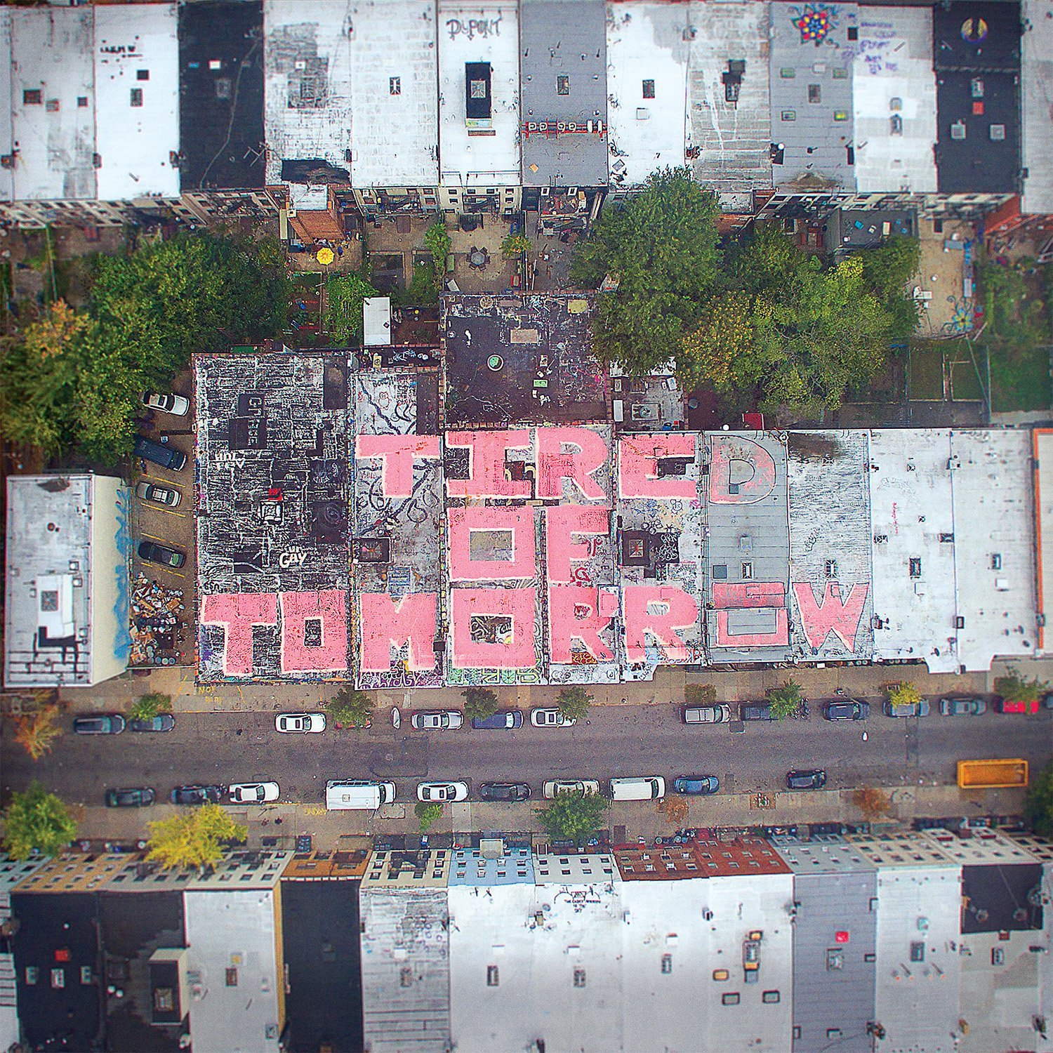 Nothing – Tired Of Tomorrow (Relapse Records)