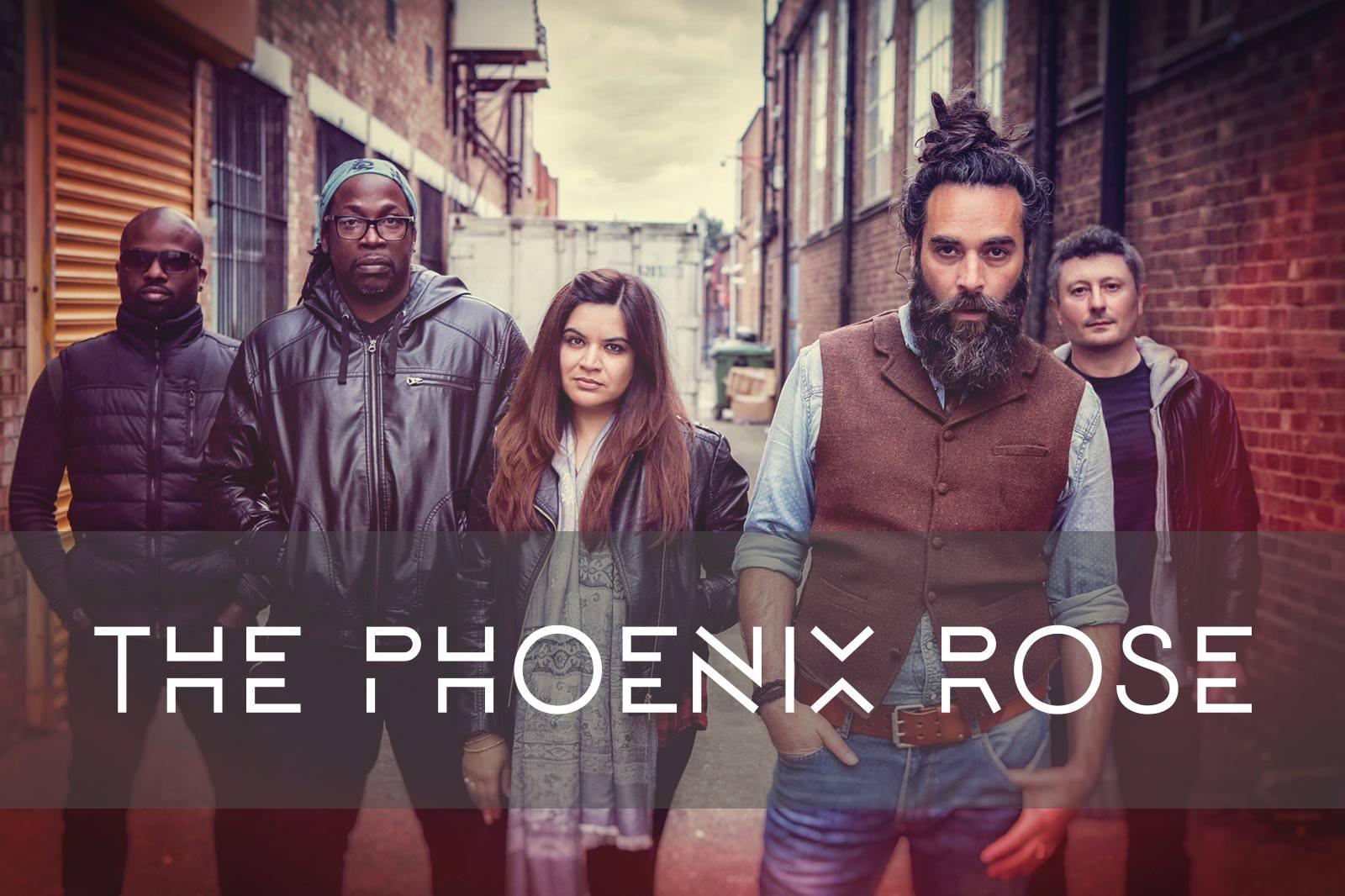 The Phoenix Rose – The Phoenix Rose (GYPSYPOP)
