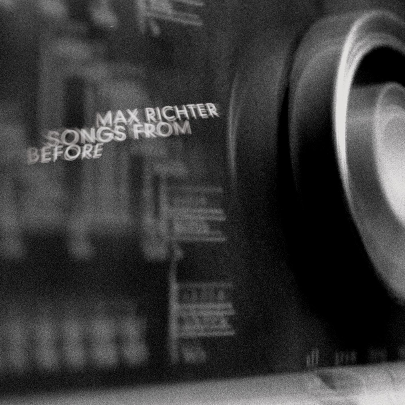 Max Richter – Songs From Before reissue (Deutsche Grammophon)