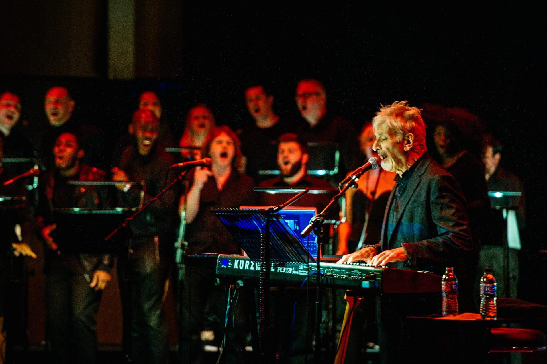 John Cale, Festival of Voice – St David's Hall, Cardiff, 04/06/16