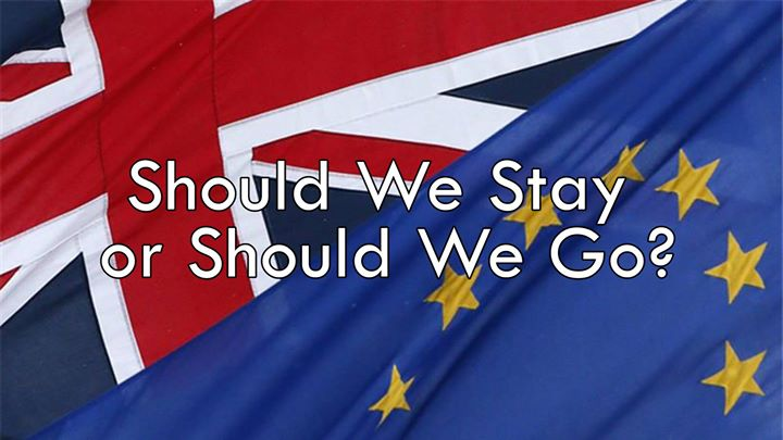 Should we STAY or should we GO? Songs of the EU Referendum