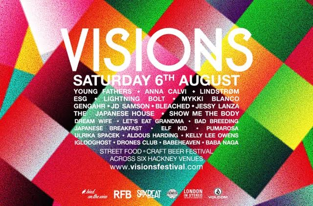 PREVIEW:  Visions 2016