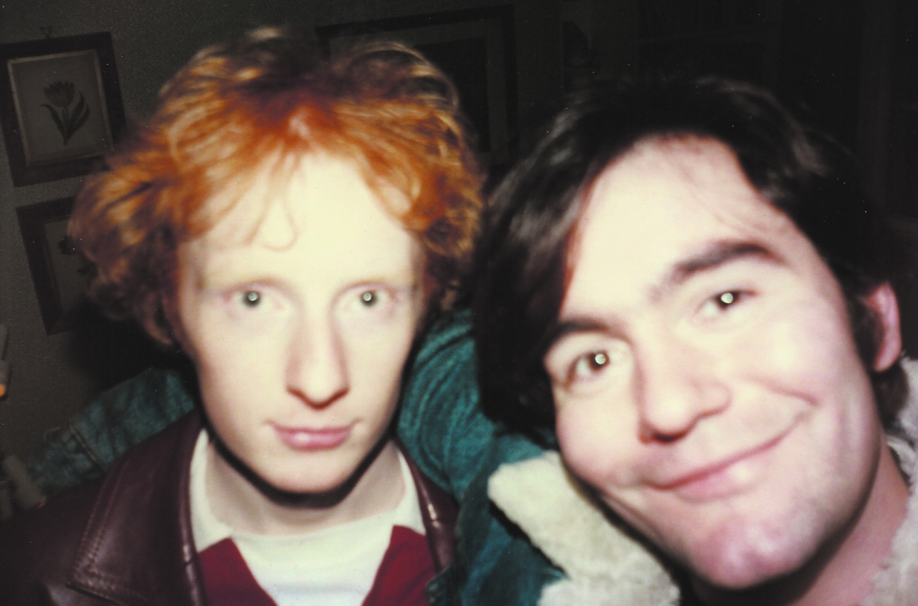 NEWS: Arab Strap share 'First Big Weekend of 2016' video