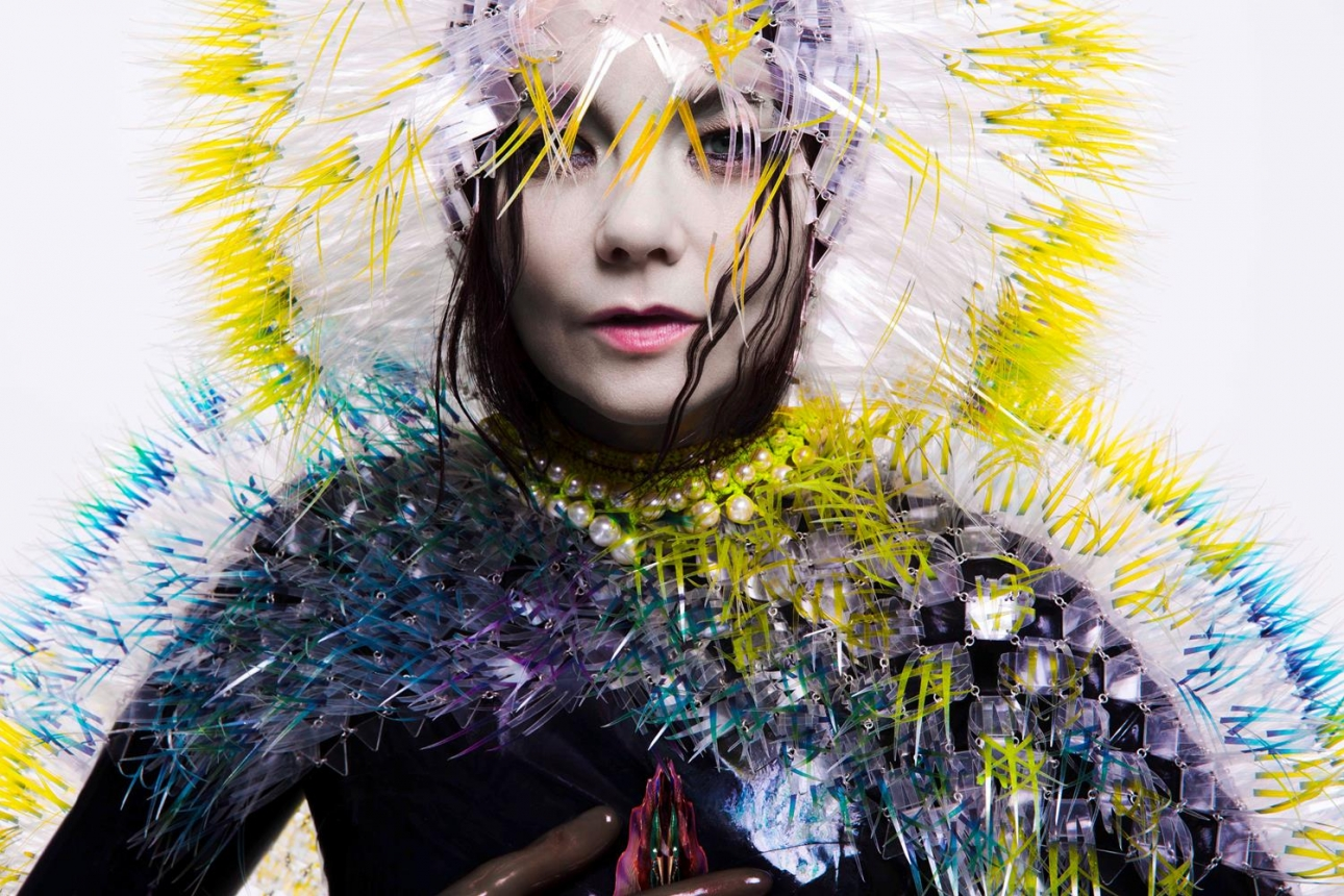 NEWS: Björk releases new single 'The Gate'