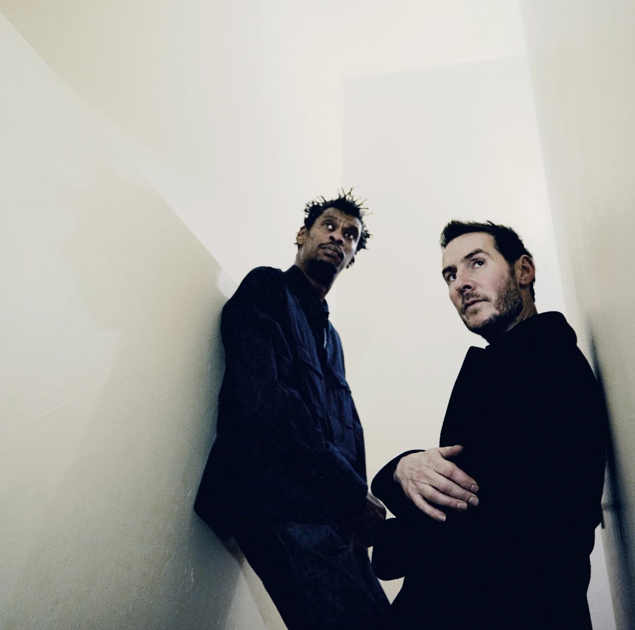NEWS: Massive Attack reveal three new songs via their 'Fantom' app