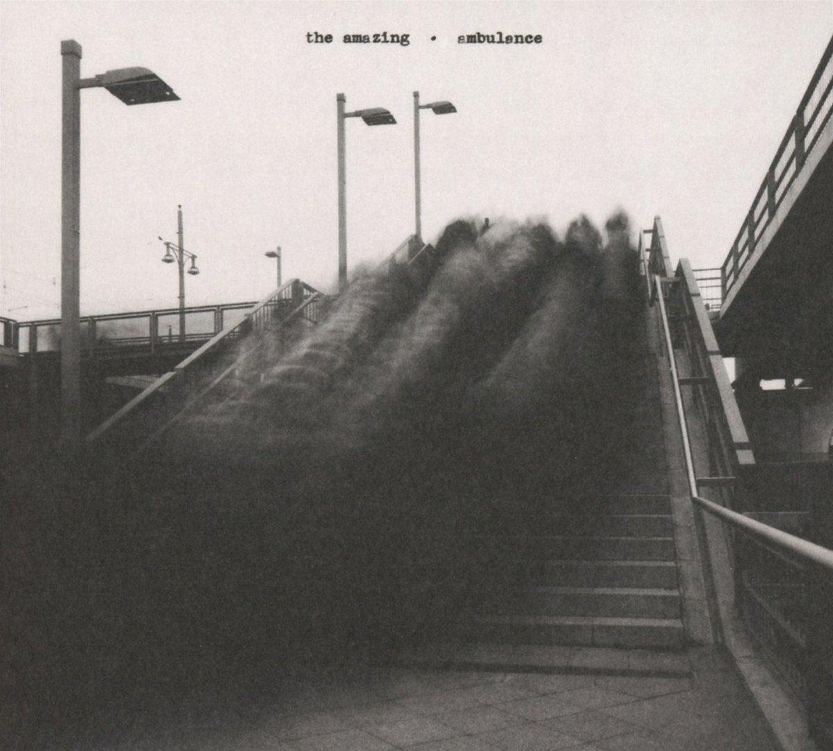 The Amazing – Ambulance (Partisan Records)