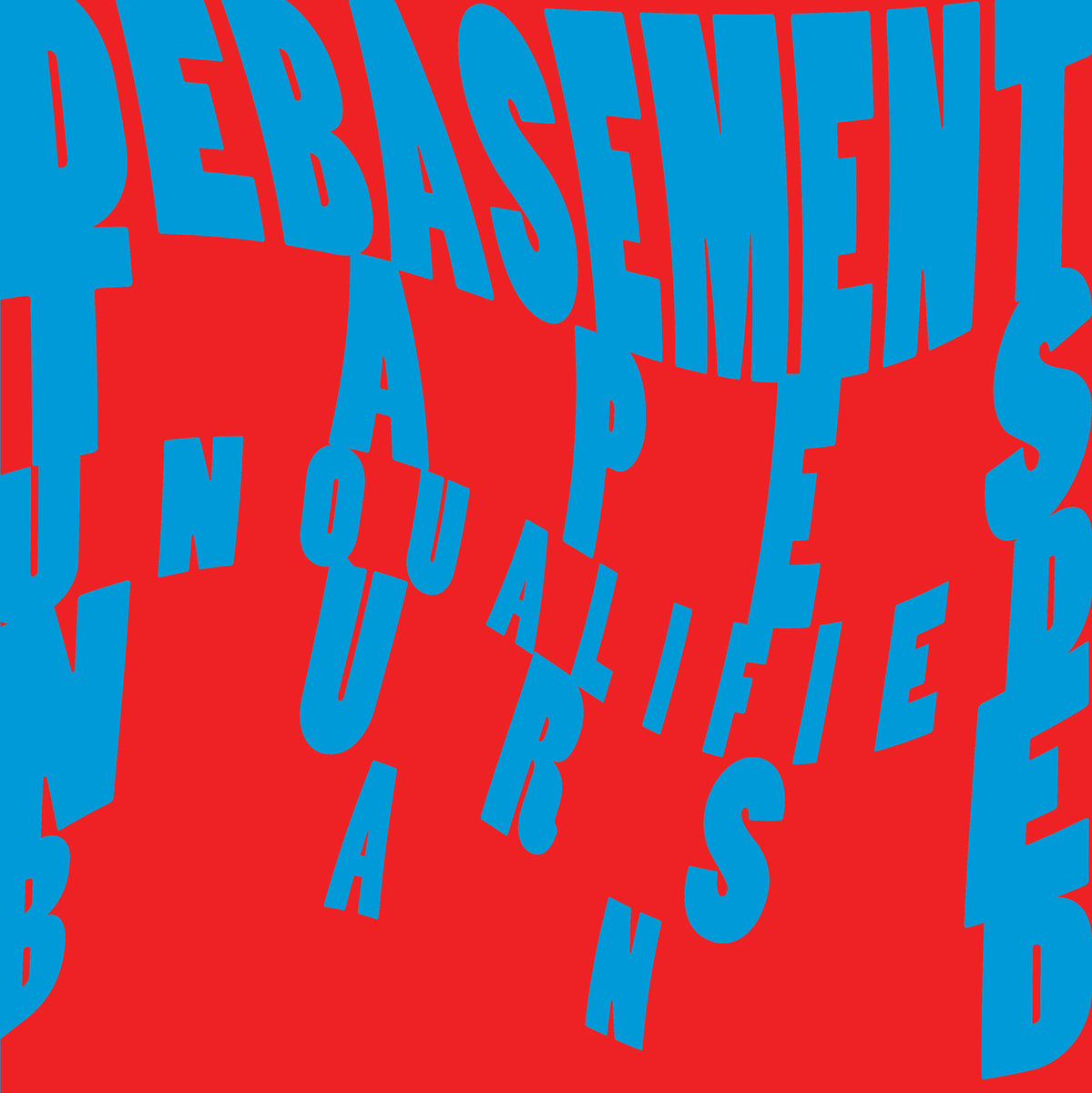 Unqualified Nurse Band – Debasement Tapes (Reckless Yes)