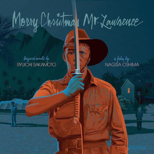NEWS: Ryuichi Sakamoto's 'Merry Christmas, Mr. Lawrence' soundtrack is being reissued