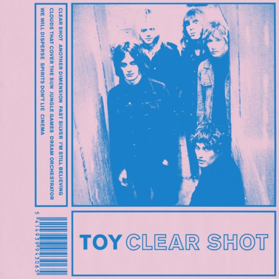 NEWS: TOY announce new album 'Clear Shot'