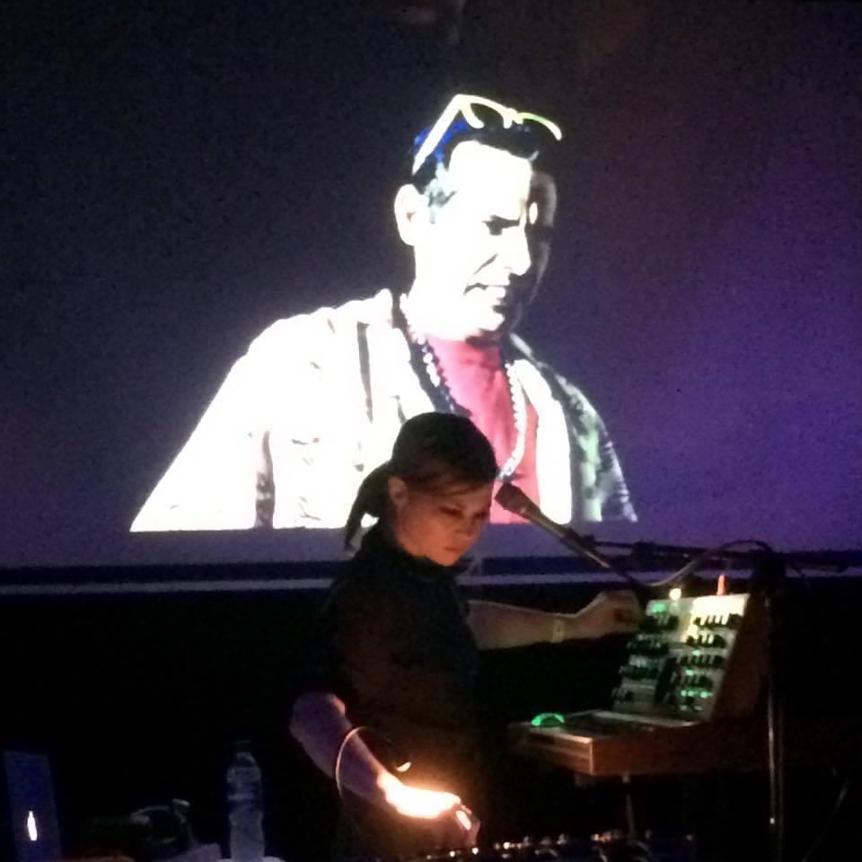 I Speak Machine/ Hannah Peel/ Kite Base – Clwb Ifor Bach, Cardiff – 07/09/16